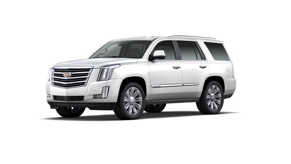 2019 Crystal White 4WD Platinum Cadillac Escalade for sale ...