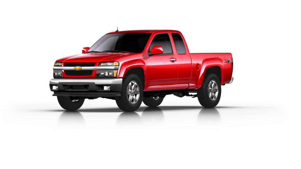 2012 Chevrolet Colorado Vehicle Photo in Spokane, WA 99207