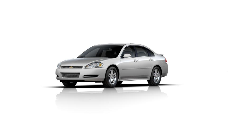2012 Chevrolet Impala Vehicle Photo in Danbury, CT 06810