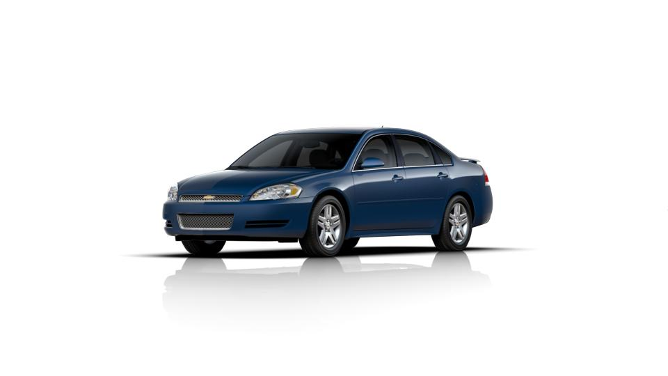 2012 Chevrolet Impala Vehicle Photo in Colorado Springs, CO 80920