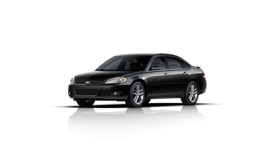 2012 Chevrolet Impala Vehicle Photo in Salem, VA 24153
