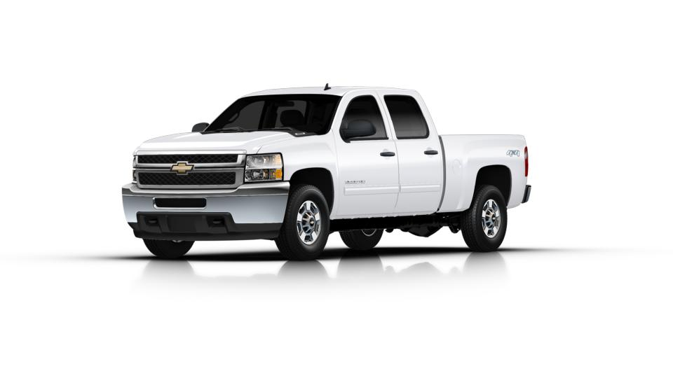2012 Chevrolet Silverado 2500HD Vehicle Photo in Saginaw, MI 48609