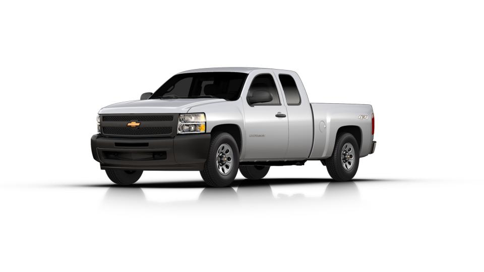 2012 Chevrolet Silverado 1500 Vehicle Photo in Champlain, NY 12919