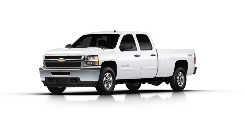 2012 Chevrolet Silverado 2500HD Vehicle Photo in Enid, OK 73703