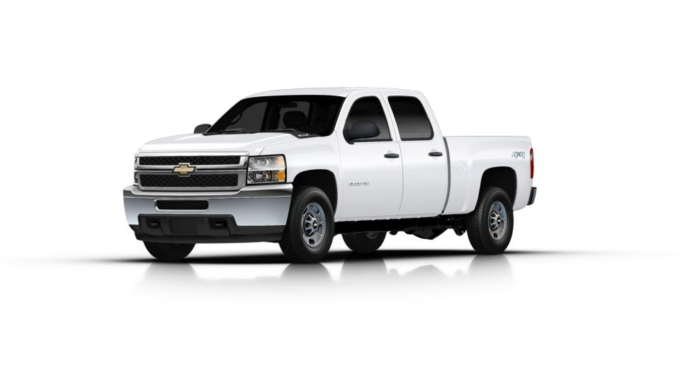 2012 Chevrolet Silverado 2500HD Vehicle Photo in Boonville, IN 47601