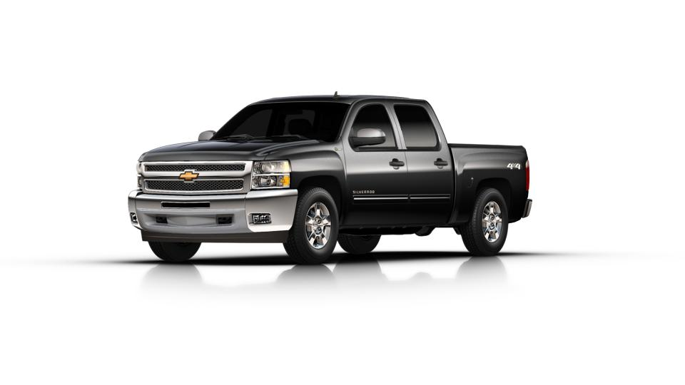 2012 Chevrolet Silverado 1500 Hybrid Vehicle Photo in Pascagoula, MS 39567-2406