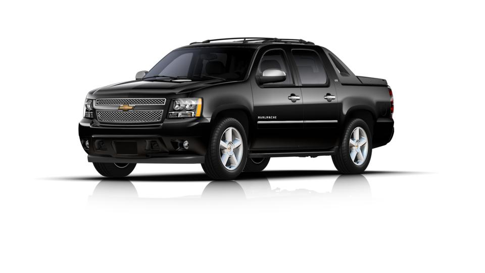 2012 Chevrolet Avalanche Vehicle Photo in Spokane, WA 99207