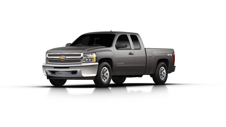 2012 Chevrolet Silverado 1500 Vehicle Photo in Johnston, RI 02919