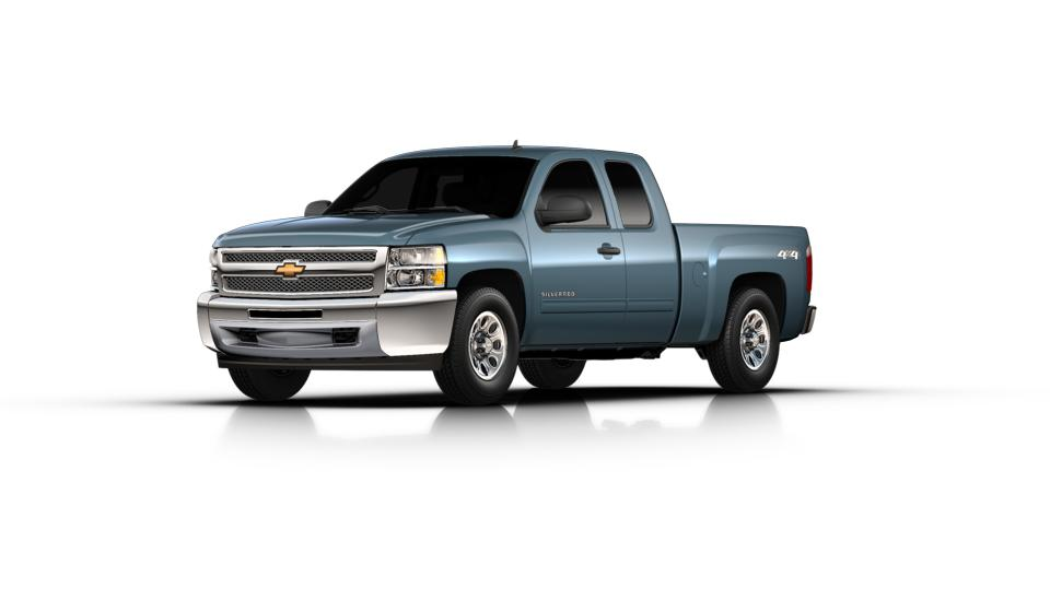 2012 Chevrolet Silverado 1500 Vehicle Photo in Norwich, NY 13815
