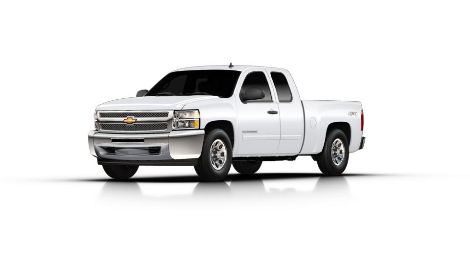 2012 Chevrolet Silverado 1500 Vehicle Photo in Gaffney, SC 29341