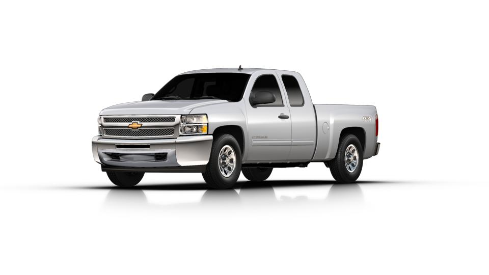 2012 Chevrolet Silverado 1500 Vehicle Photo in Helena, MT 59601