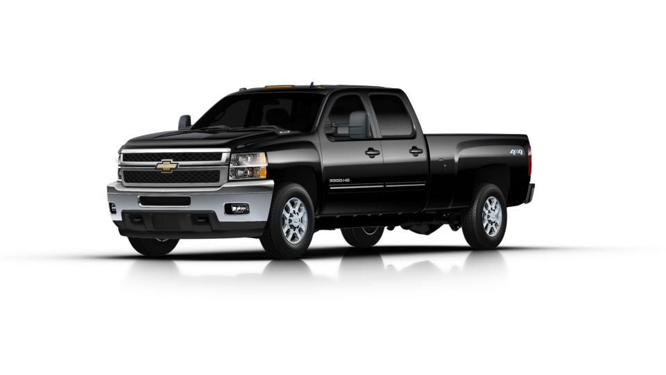 2012 Chevrolet Silverado 3500HD Vehicle Photo in Greensboro, NC 27405