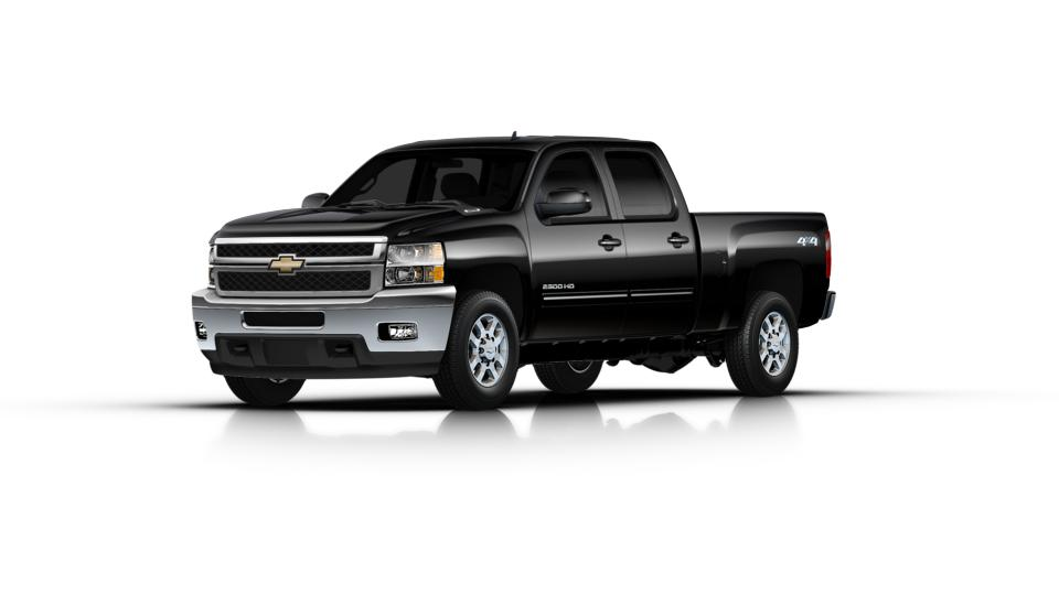 2012 Chevrolet Silverado 2500HD Vehicle Photo in Naples, FL 34109