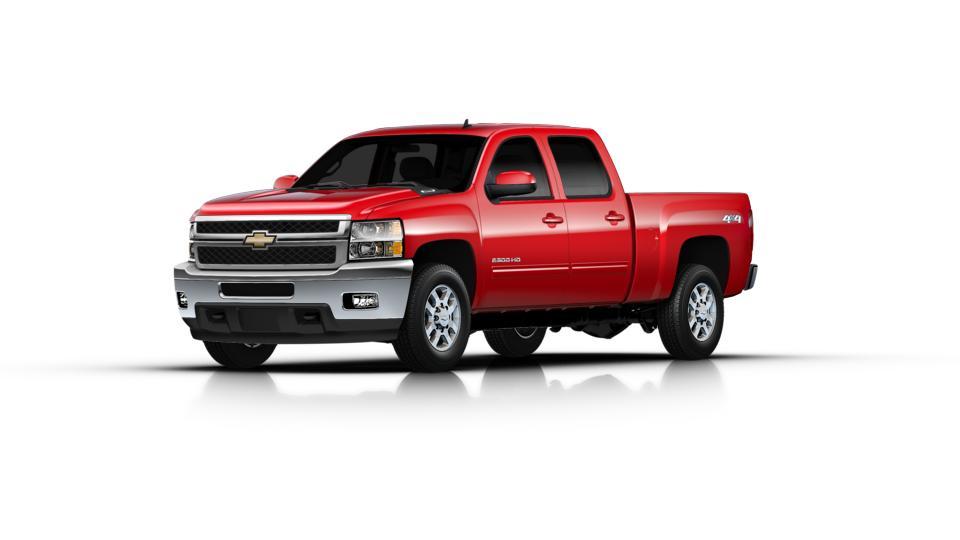 2012 Chevrolet Silverado 2500HD Vehicle Photo in Twin Falls, ID 83301
