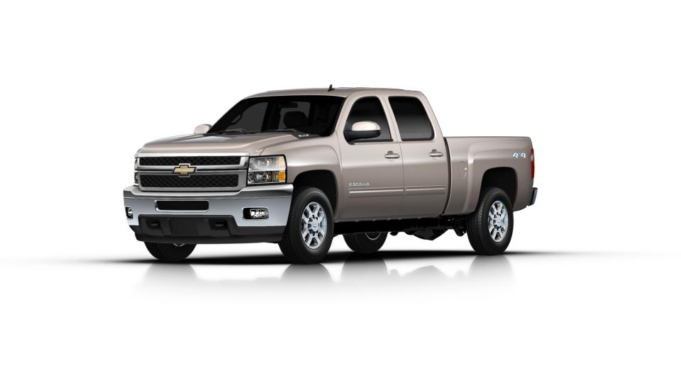 2012 Chevrolet Silverado 2500HD Vehicle Photo in Tulsa, OK 74131
