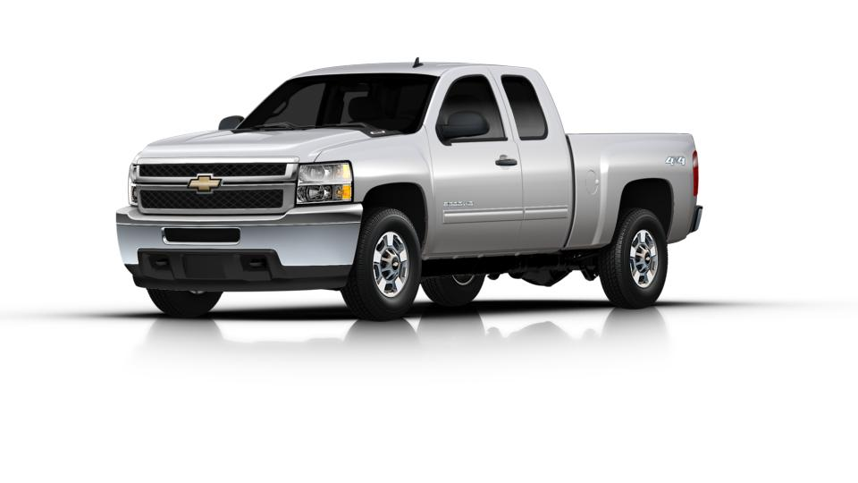2012 Chevrolet Silverado 2500HD Vehicle Photo in Willoughby Hills, OH 44092