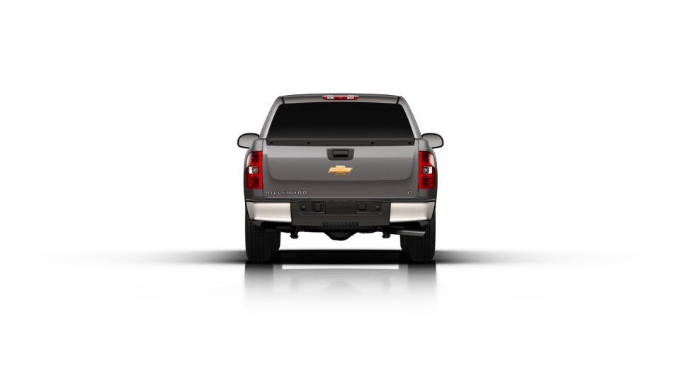 Used 2012 Graystone Metallic Chevrolet Silverado 1500 Lt
