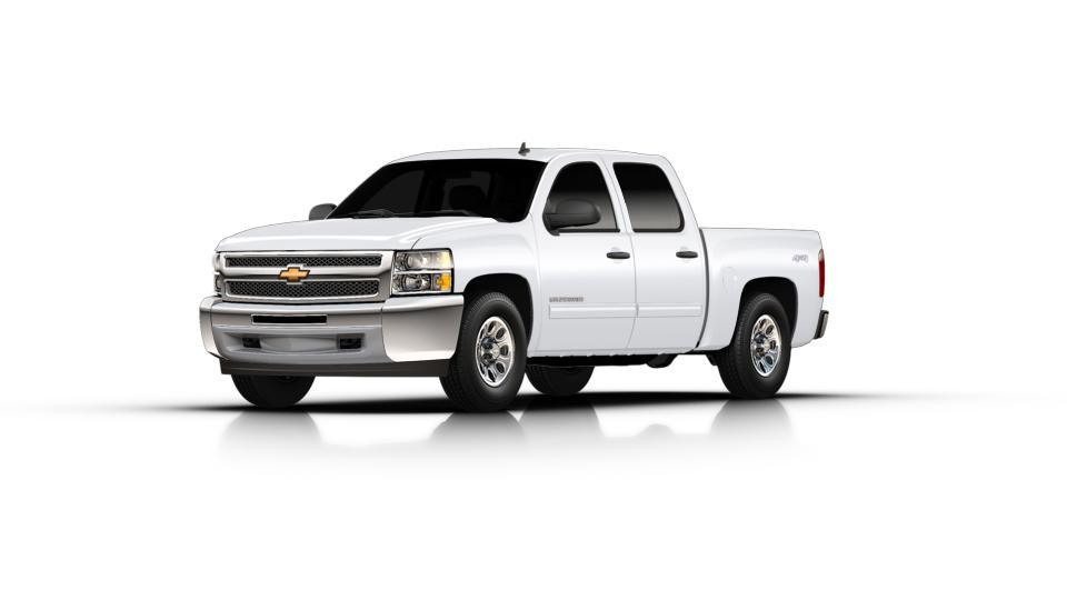 2012 Chevrolet Silverado 1500 Vehicle Photo in Colorado Springs, CO 80905