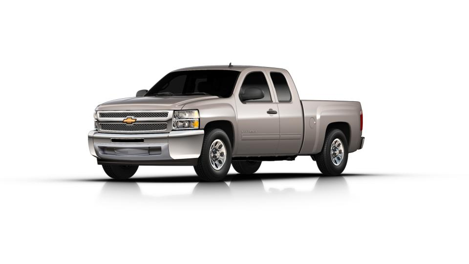 2012 Chevrolet Silverado 1500 Vehicle Photo in Greeley, CO 80634
