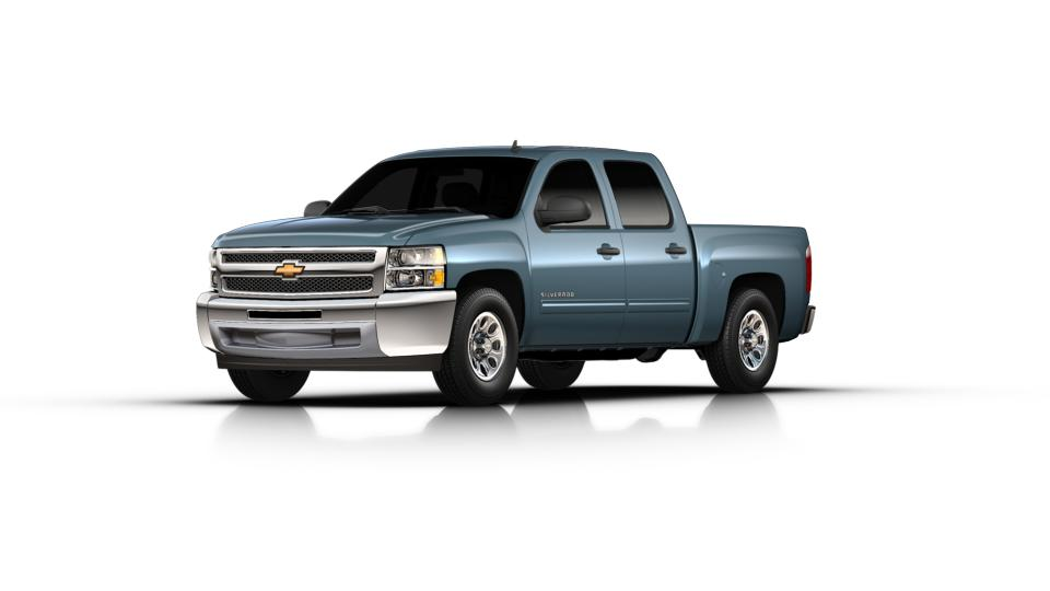 2012 Chevrolet Silverado 1500 Vehicle Photo in New Iberia, LA 70560