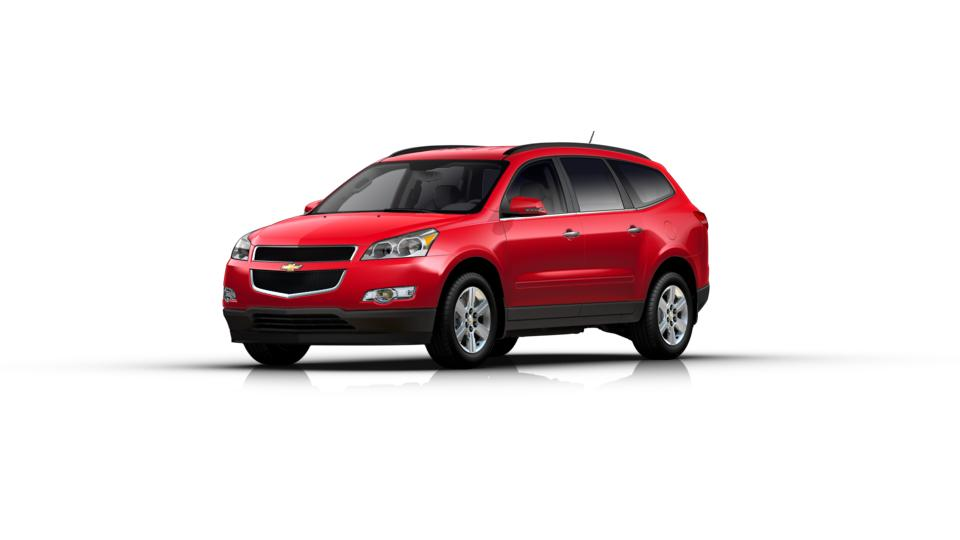 2012 Chevrolet Traverse Vehicle Photo in Joliet, IL 60435