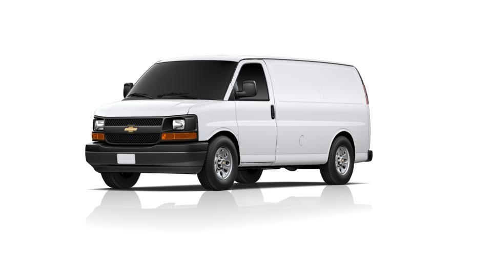 2012 Chevrolet Express Cargo Van Vehicle Photo in Manassas, VA 20109