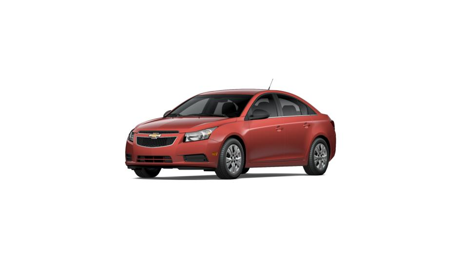 2012 Chevrolet Cruze Vehicle Photo in Medina, OH 44256