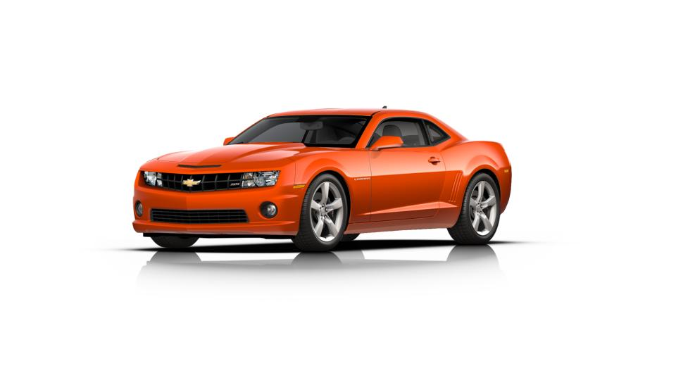 2012 Chevrolet Camaro Vehicle Photo in Spokane, WA 99207