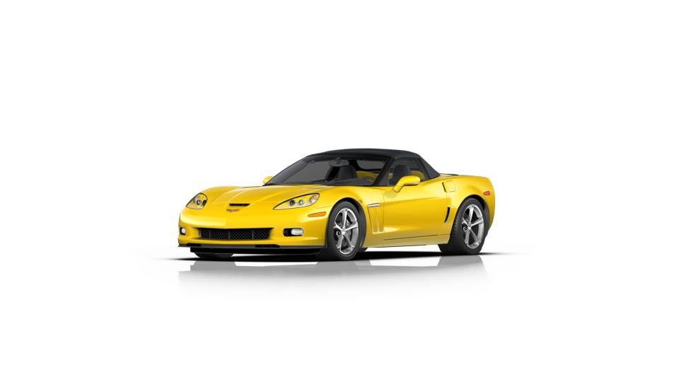 2012 Chevrolet Corvette Vehicle Photo in Kernersville, NC 27284