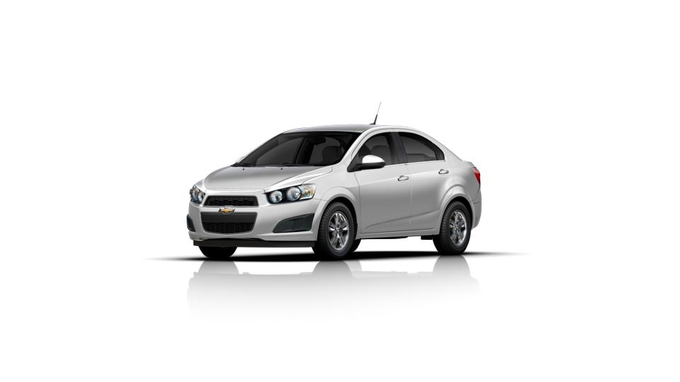 2012 Chevrolet Sonic Vehicle Photo in Plainfield, IL 60586-5132