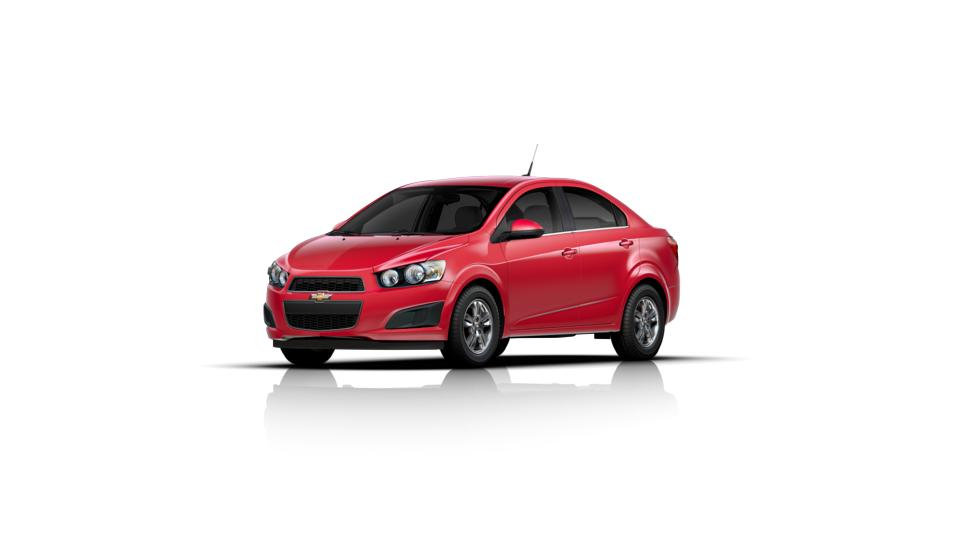 2012 Chevrolet Sonic Vehicle Photo in Austin, TX 78759