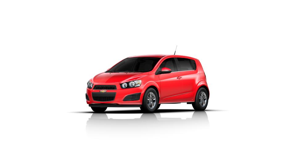 2012 Chevrolet Sonic Vehicle Photo in Beaufort, SC 29906