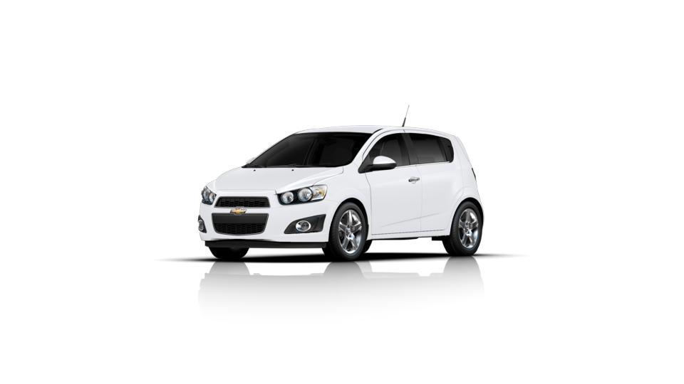2012 Chevrolet Sonic Vehicle Photo in Detroit, MI 48207