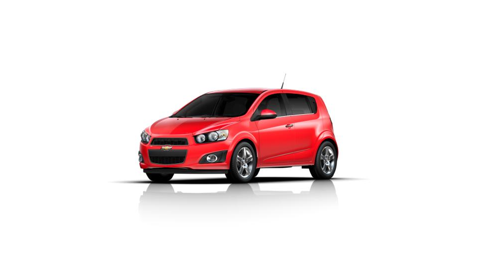 2012 Chevrolet Sonic Vehicle Photo in Sioux City, IA 51101