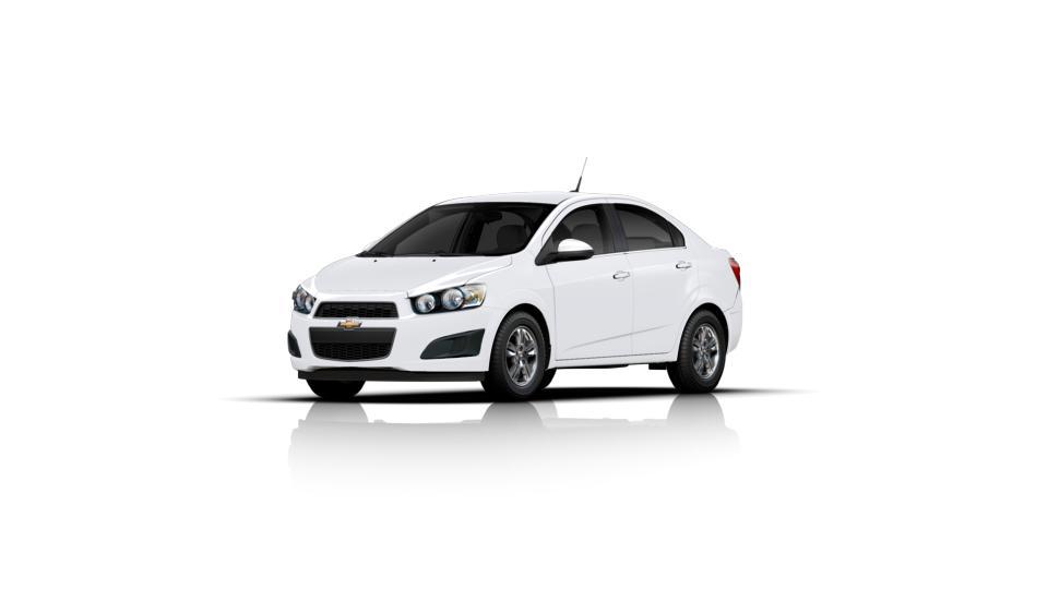 2012 Chevrolet Sonic Vehicle Photo in Odessa, TX 79762