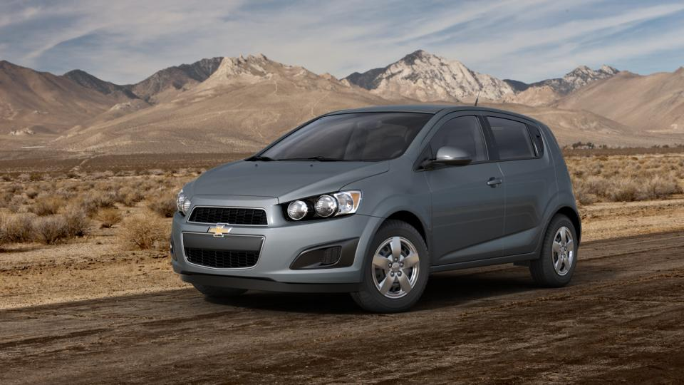 2013 Chevrolet Sonic Vehicle Photo in Akron, OH 44320