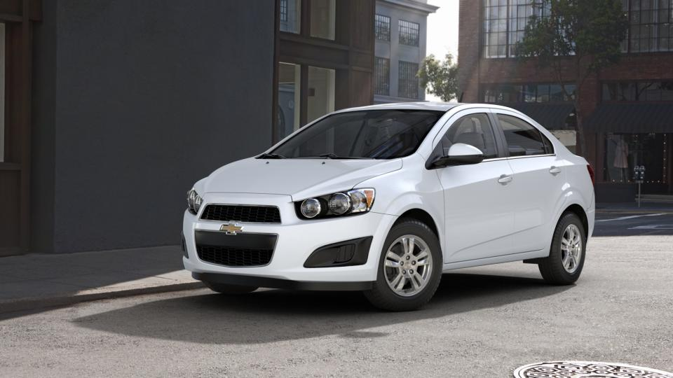 2013 Chevrolet Sonic Vehicle Photo in Mission, TX 78572