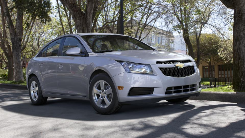 2013 Chevrolet Cruze Vehicle Photo in Corinth, TX 76210