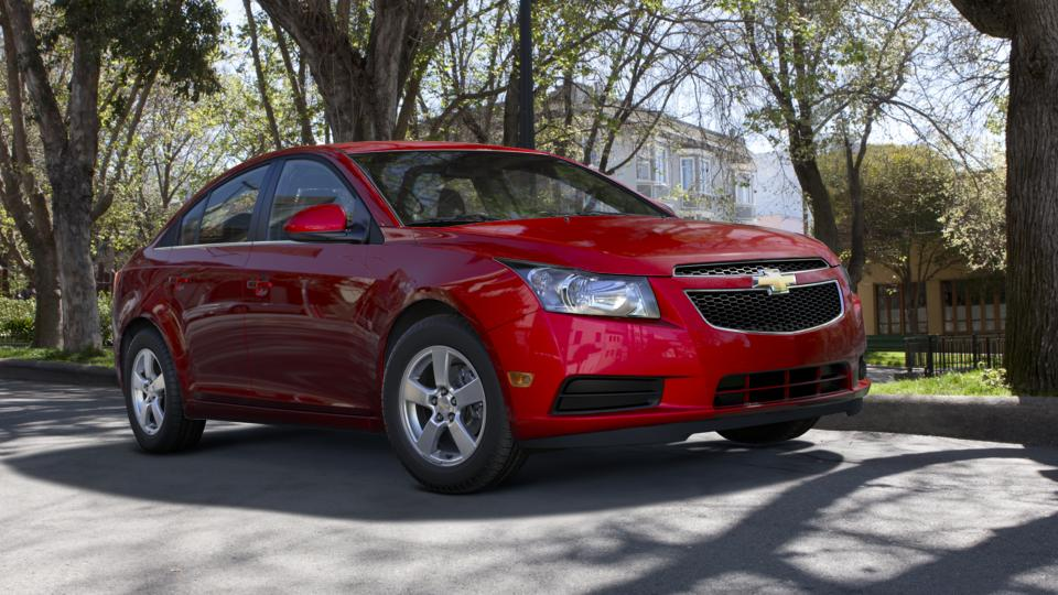 2013 Chevrolet Cruze Vehicle Photo in Bridgewater, NJ 08807