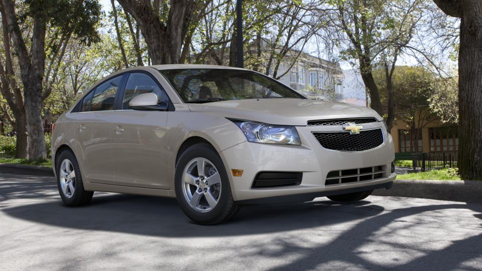 2013 Chevrolet Cruze Vehicle Photo in Safford, AZ 85546