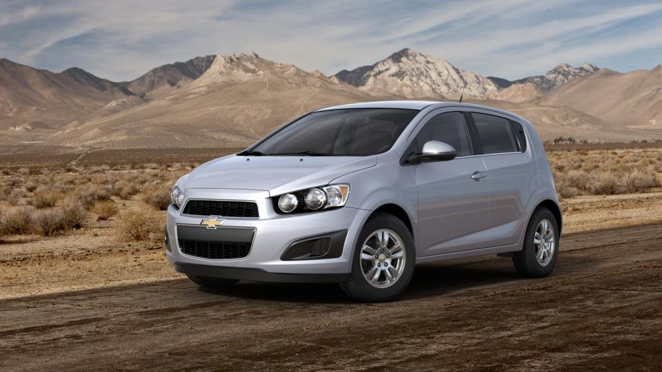 2013 Chevrolet Sonic Vehicle Photo in Newton Falls, OH 44444