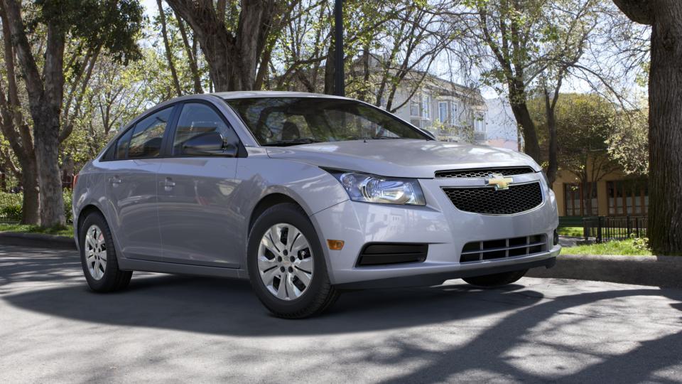 2013 Chevrolet Cruze Vehicle Photo in Oklahoma City, OK 73114