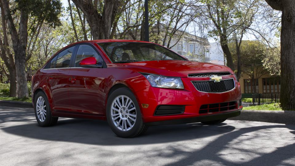 2013 Chevrolet Cruze Vehicle Photo in Trinidad, CO 81082