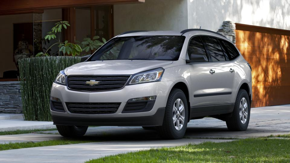 2013 Chevrolet Traverse Vehicle Photo in Trevose, PA 19053