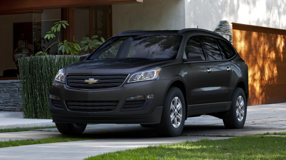 2013 Chevrolet Traverse Vehicle Photo in Baraboo, WI 53913