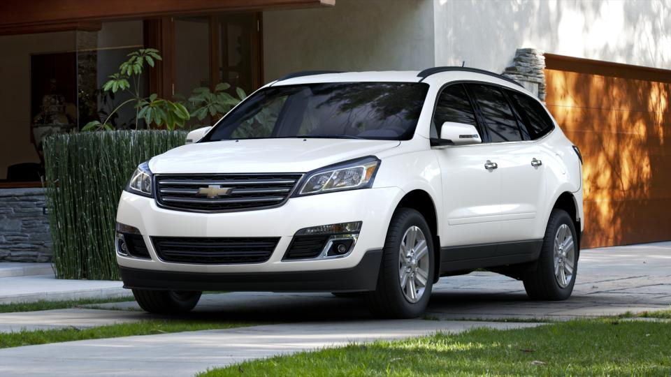 2013 Chevrolet Traverse Vehicle Photo in Wendell, NC 27591