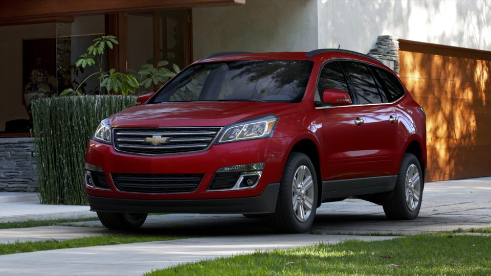 2013 Chevrolet Traverse Vehicle Photo in Manhattan, KS 66502