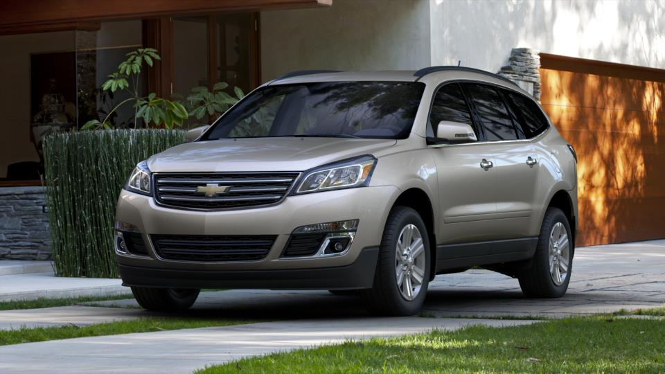 2013 Chevrolet Traverse Vehicle Photo in Sioux City, IA 51101