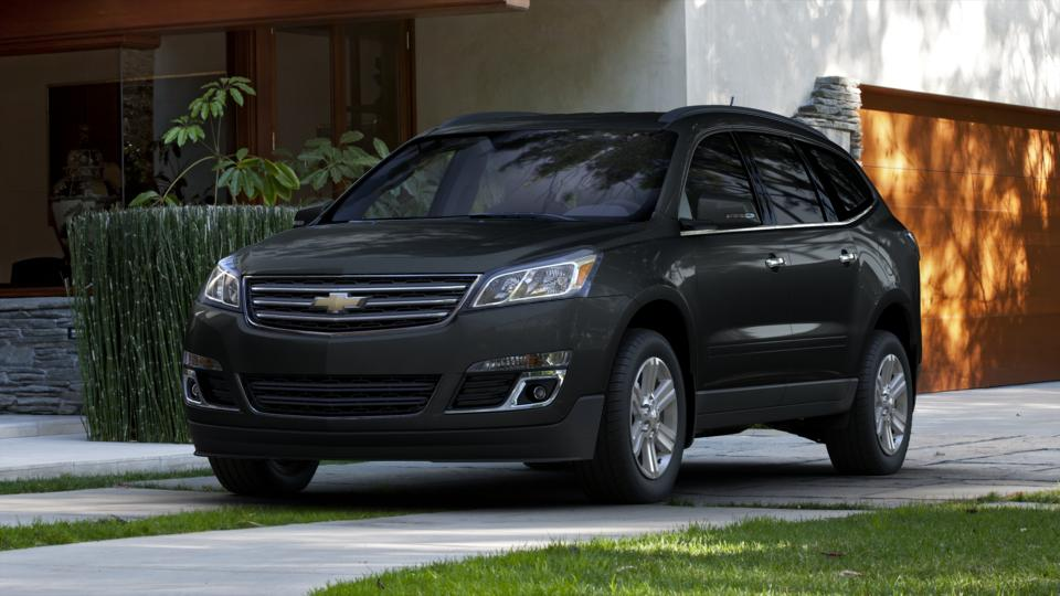 2013 Chevrolet Traverse Vehicle Photo in Jasper, IN 47546