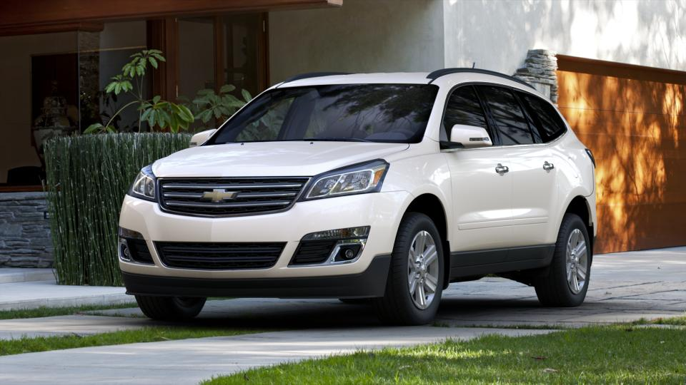 2013 Chevrolet Traverse Vehicle Photo in Lansing, MI 48911